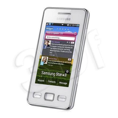 Star II GT-S5260 marki Samsung telefon komórkowy