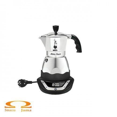 Kawiarka elektryczna Bialetti Moka Timer 150ml 3tz