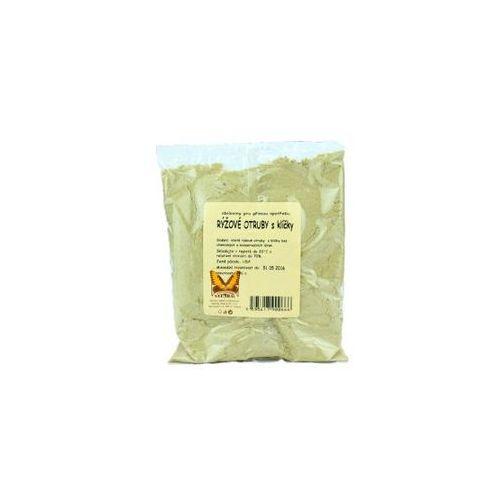 Otręby ryżowe z zarodkami 250g NATURAL