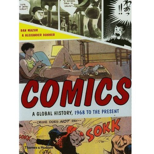Comics, Thames and Hudson