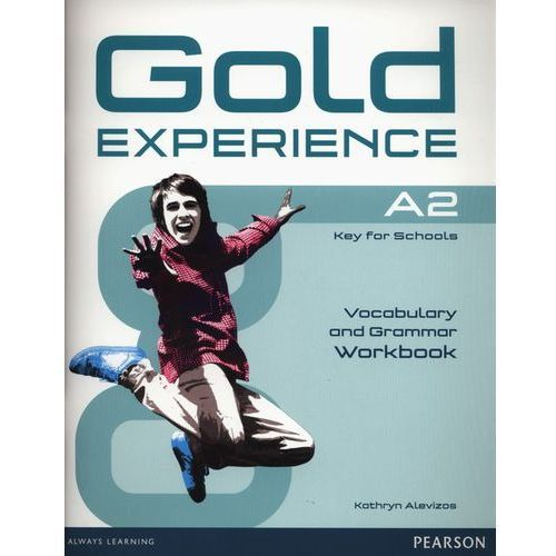 Gold Experience A2. Vocabulary & Grammar Workbook, Pearson