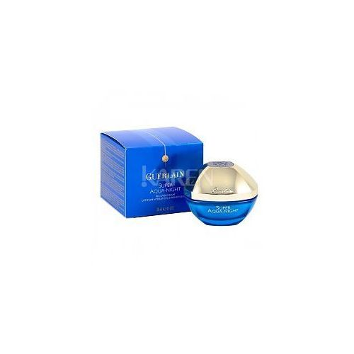Guerlain Super Aqua krem nawilżajacy na noc 30 ml - produkt z kategorii- kremy na noc