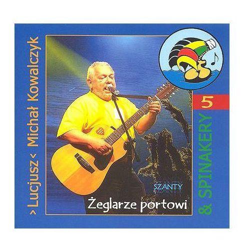 Żeglarze portowi - Lucjusz Michał Kowalczyk, Spinakerzy, CDMTJ10726