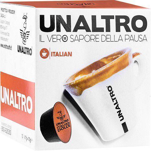 Nescaffé dolce gusto® kompatybilne kapsułki kawy mieszanka italian 10 szt. marki Unaltro