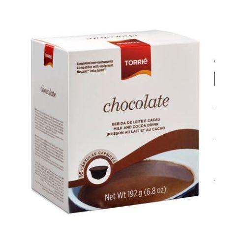 Torrie Chocolate (czekolada na gorąco) kapsułki do Dolce Gusto – 16 kapsułek