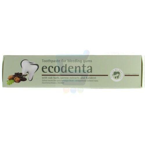 Pasta do zębów zapobiegająca krwawieniom dziąseł - marki Ecodenta