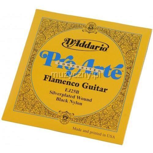 D′Addario EJ-25 struny do gitary klasycznej flamenco