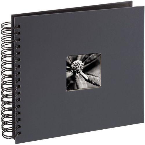 Album HAMA Fine Art Czarne kartki 50 stron Szary (28X24 cm)