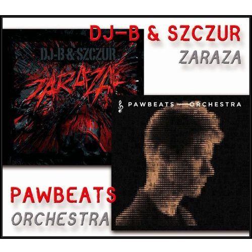 Universal music Orchestra /zaraza (cd) - pawbeats / dj-b & szczur