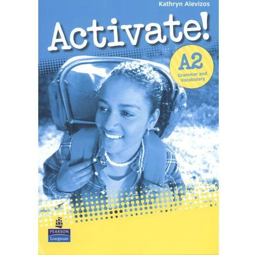Activate! A2 Grammar and Vocabulary, Pearson Education Limited