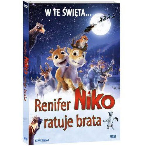Kino świat Renifer niko ratuje brata - gass-donnelly ed od 24,99zł darmowa dostawa kiosk ruchu