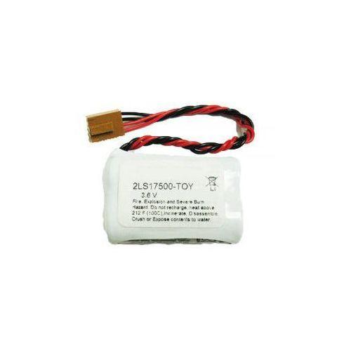 Bateria 2ls17500-toy k-24er17/50 do sterowników kawasaki 3.6v 7200mah wysyłka gratis! marki Zamiennik
