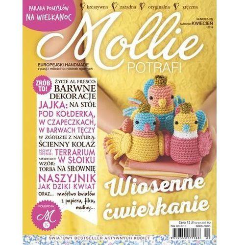 Mollie Potrafi - wydanie marzec/kwiecień 2018