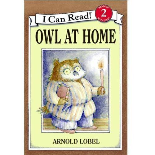 Owl at Home. Bei Eule zu Hause, englische Ausgabe