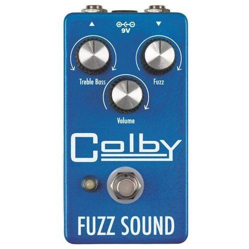 colby - park fuzz re-issue efekt do gitary elektrycznej marki Earthquaker devices