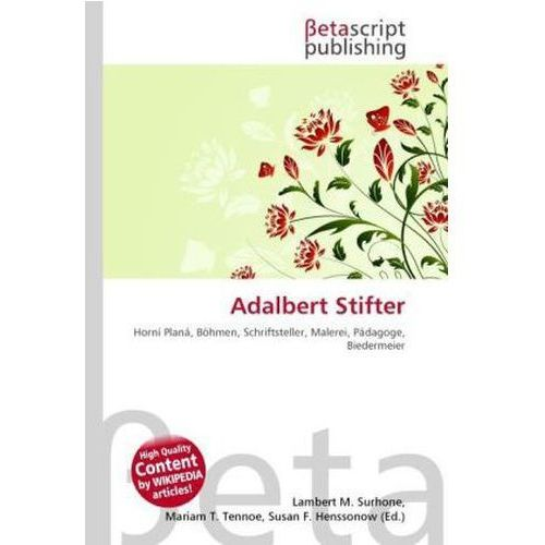 Adalbert Stifter (9786131185120)