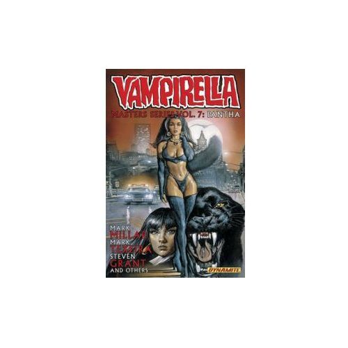Vampirella Masters Series Volume 7: Pantha