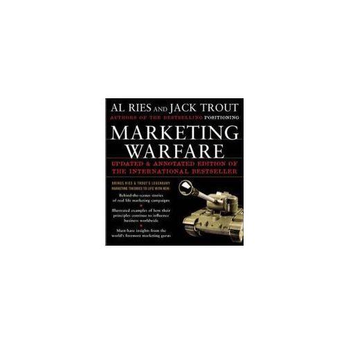 Marketing Warfare: 20th Anniversary Edition (9780071460828)