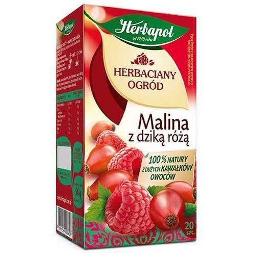 Herbata a20 o. malina-dz. róża marki Herbapol