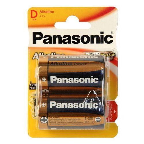Panasonic Bateria alkaliczna LR20 1,5V 9211, 9211
