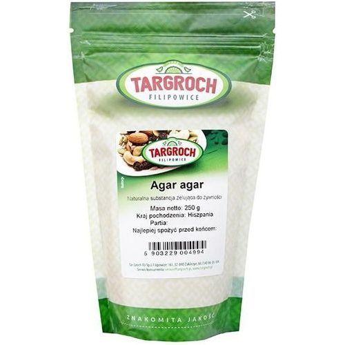 TARGROCH 250g Agar agar Naturalna substancja żelująca do żywności