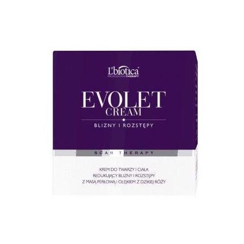 Krem na blizny i rozstępy - Evolet Cream (7750215574379)