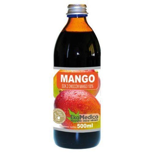 Ekamedica Mango 100% sok em 0,5l