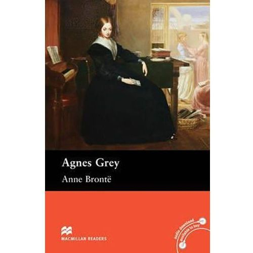 Macmillan Readers Upper-Intermediate: Agnes Grey Anne Brontë (9780230470231)