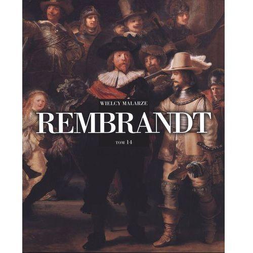Rembrandt, Wielcy Malarze - Opracowanie zbiorowe (2017)