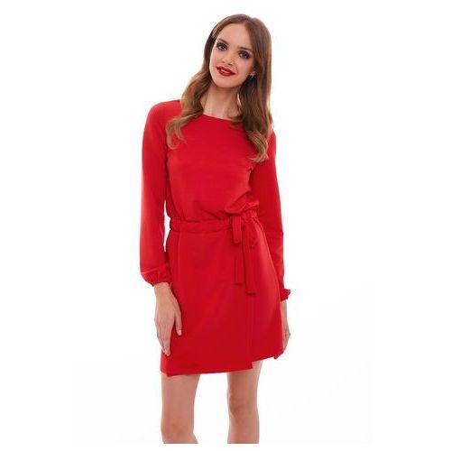 Sukienka Tivoli w kolorze czerwonym, 1 rozmiar