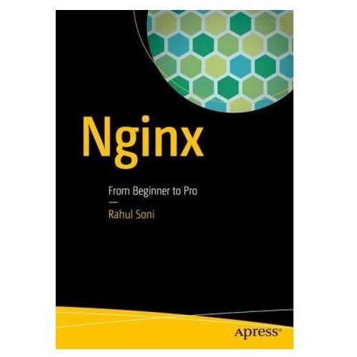 Kniha Nginx