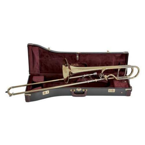 Bach (706923501) Puzon tenorowy w stroju Bb/F 42BOF Centennial