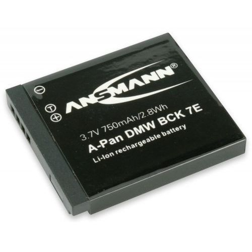 Ansmann Akumulator do panasonic a-pan bck 7 e (750 mah)
