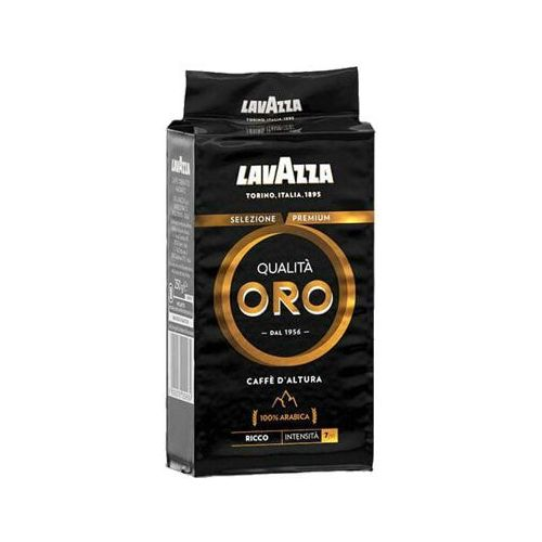 Lavazza qualita oro mountain grown 0,25 kg mielona - przecena