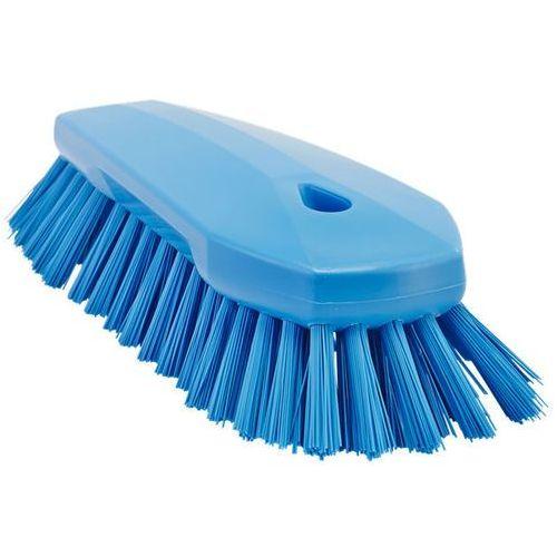 Szczotka ręczna XL do szorowania, bardzo twarda, niebieska, 250 mm, VIKAN 38923 - oferta [05c22074c751046b]
