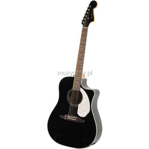 Fender Sonoran SCE Black V2 gitara elektroakustyczna
