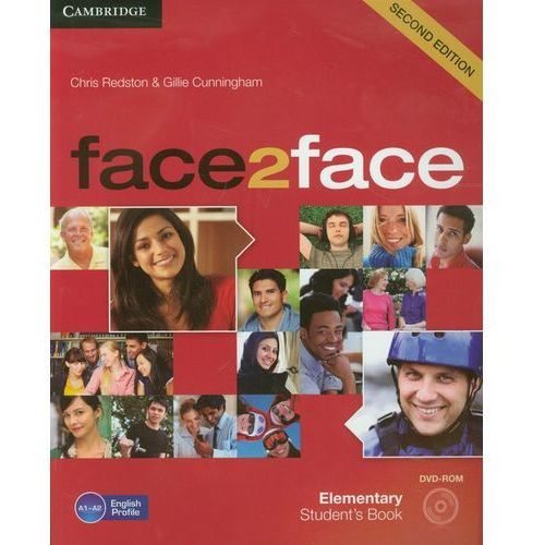 Face2face Elementary Student's Book + Cd (9781107422049)