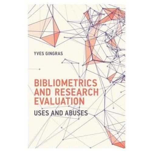 Bibliometrics and Research Evaluation (9780262035125)