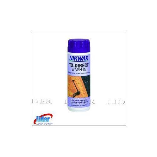 Nikwax Impregnat do odzieży przeciwdeszczowej - tx.direct® wash-in 300 ml.