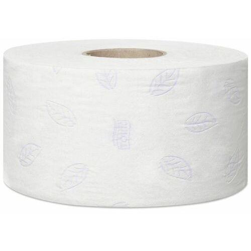 Papier toaletowy w mini jumbo roli Tork 12 szt. 3 warstwy 120 m biały