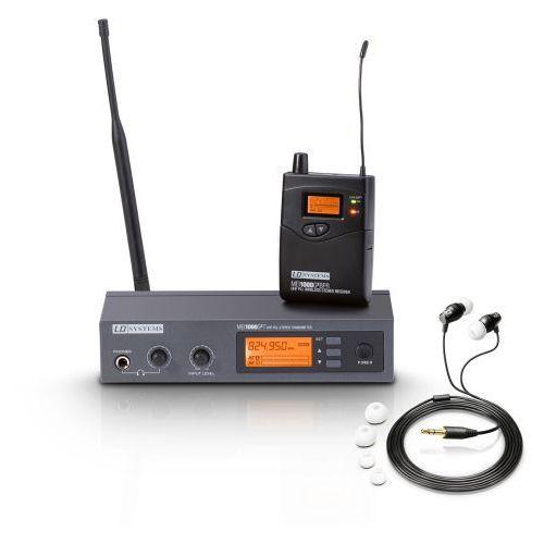 LD Systems MEI 1000G2 B5 bezprzewodowy, douszny system monitorowy 584-607 MHz
