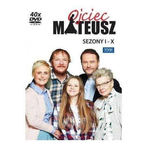 Telewizja polska s.a. Ojciec mateusz. sezony 1-10 pakiet (płyta dvd)