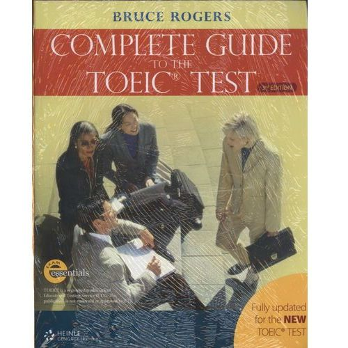 Complete Guide to the TOEIC Test /CD gratis/, oprawa miękka