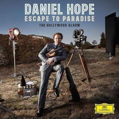 ESCAPE TO PARADISE - THE HOLLLYWOOD ALBUM - Daniel Hope (Płyta CD), 4792954