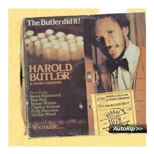 Butler & four corners, harold - butler did it !, the marki Vp
