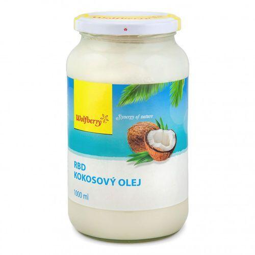Wolfberry rbd olej kokosowy 1000 ml (8594158035936)
