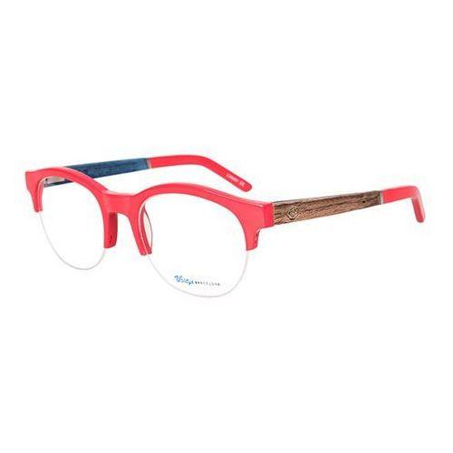 Woodys barcelona Okulary korekcyjne kallio 143