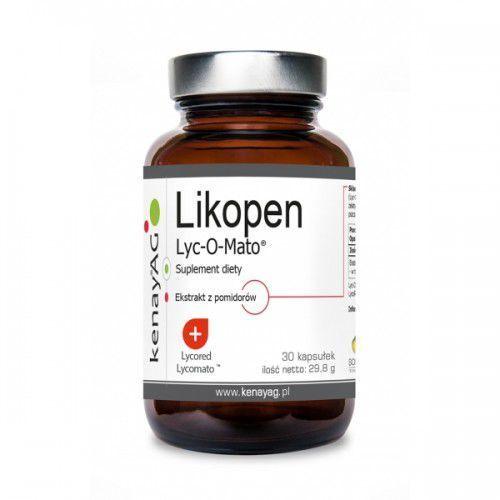Likopen Lyc-O-Mato 20 mg 30 kapsułek, 4831-59861