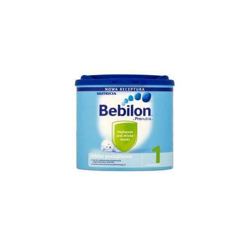 Bebilon 1 z Pronutra Mleko początkowe od urodzenia 350 g (mleko dla dzieci)