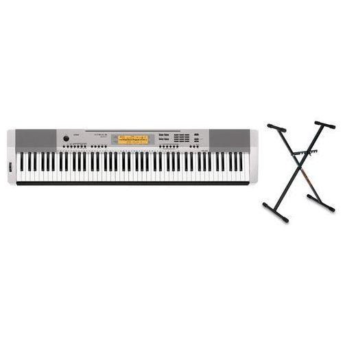 Casio cdp-230 sr pianino cyfrowe ze statywem